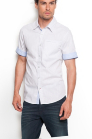 Gerner Shirt in Dillon Slim Fit