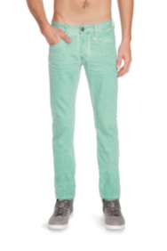 Vermont Colored Jeans in Pigment Dye Washes, 32 Inseam