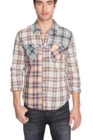 Milo Long-Sleeve Plaid Shirt