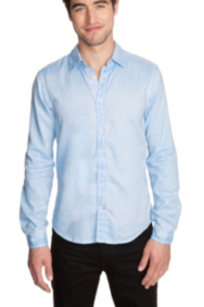 Blake Long-Sleeve Oxford Shirt