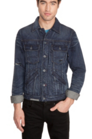Denim Jacket in Deck House Wash