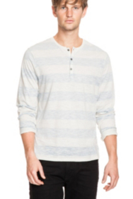 Phillip Striped Henley
