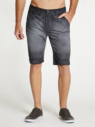 The most comfortable pair of shorts you'll ever own: these are your  new go-to. Allover faded color and a soft washed effect give you a worn-in look that's perfect for warm weather.