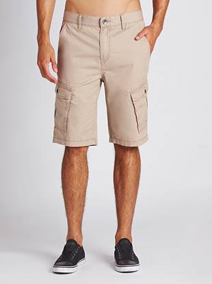 Ultra-comfortable construction and classic cargo detail make these shorts the perfect laid-back option.