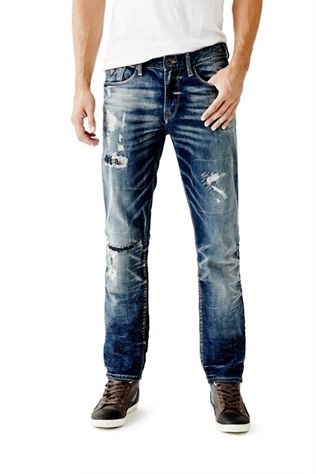 MEN'S DENIM 60% OFF