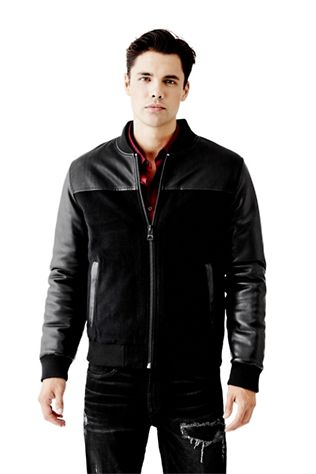 MEN'S OUTERWEAR 60% OFF