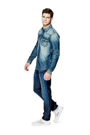 MEN'S DENIM 40% OFF