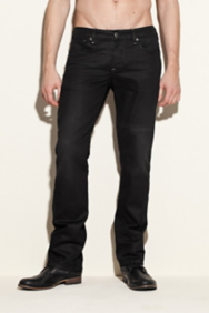 Lincoln Jeans in Solar Wash, 32 Inseam