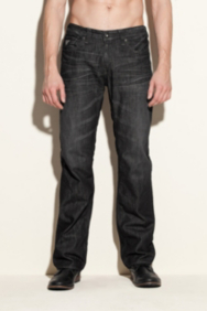 Desmond Jeans in Night Vision Wash, 34 Inseam