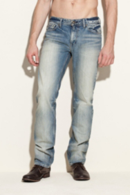 Lincoln Jeans in Rank Wash, 30 Inseam