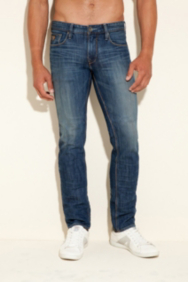 Lincoln Jeans in Walker Wash, 32 Inseam