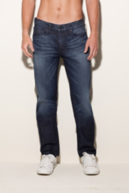 Lincoln Jeans in Phase 4 Wash, 32 Inseam