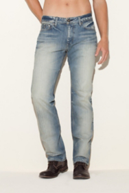 Lincoln Jeans in Rank Wash, 34 Inseam