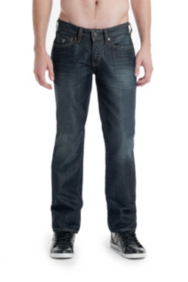 Falcon Jeans in Quake Wash, 32 Inseam