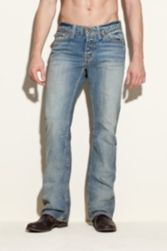 Falcon Jeans in Rank Wash, 30 Inseam