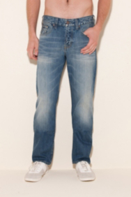 Kennedy Jeans in Thief Wash, 32 Inseam