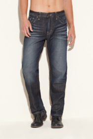 Kennedy Jeans in Jones Wash, 32 Inseam