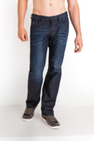 Desmond Jeans in Diffraction Wash, 32 Inseam