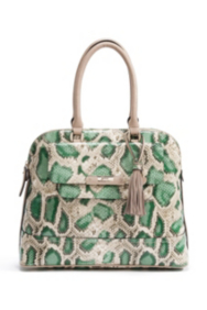 Spotlight Medium Dome Satchel