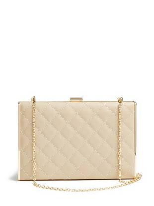 Sophia Quilted Clutch