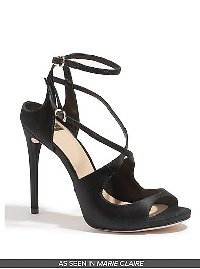 Marciano Dale Sandal - BLACK - size 5 1/2