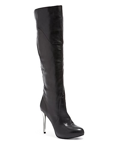 Marciano Megan Boot - BLACK - size 5 1/2