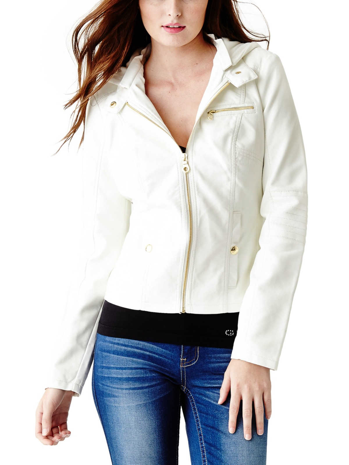 Guess jackets for women