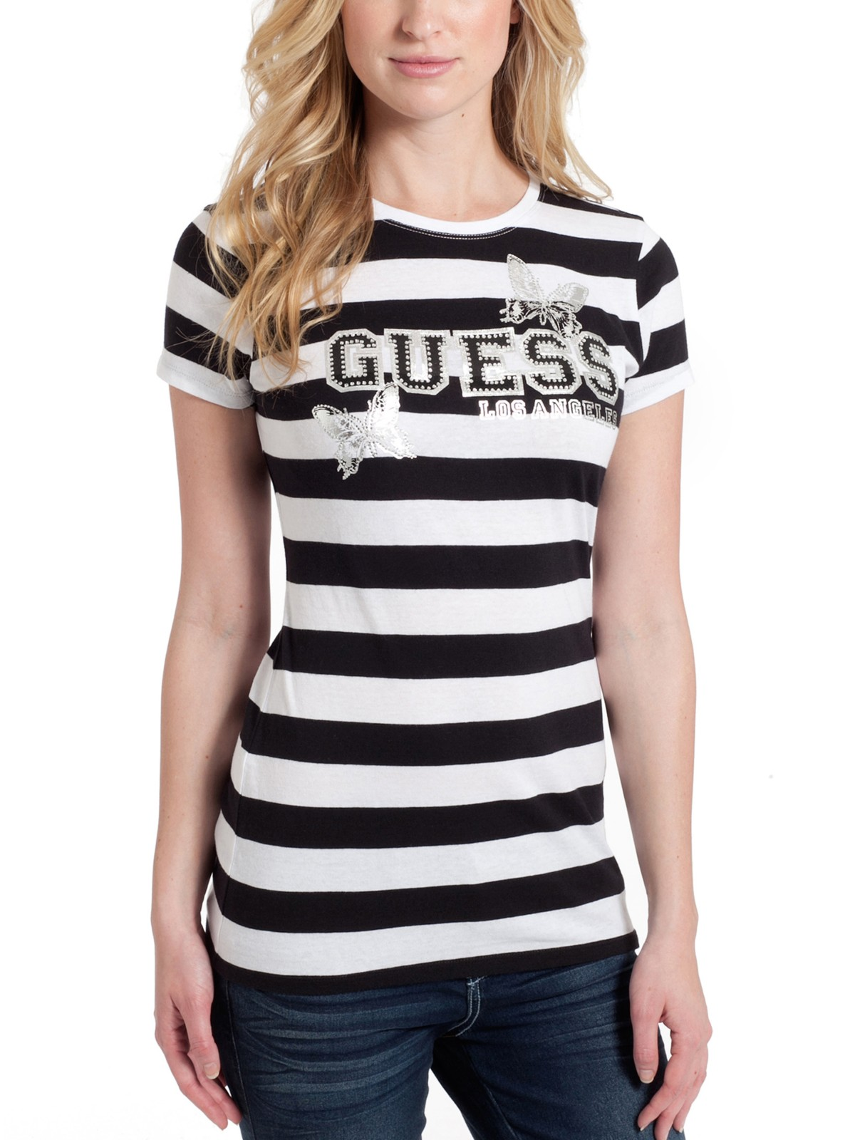 GUESS-BUTTERFLY-TEE
