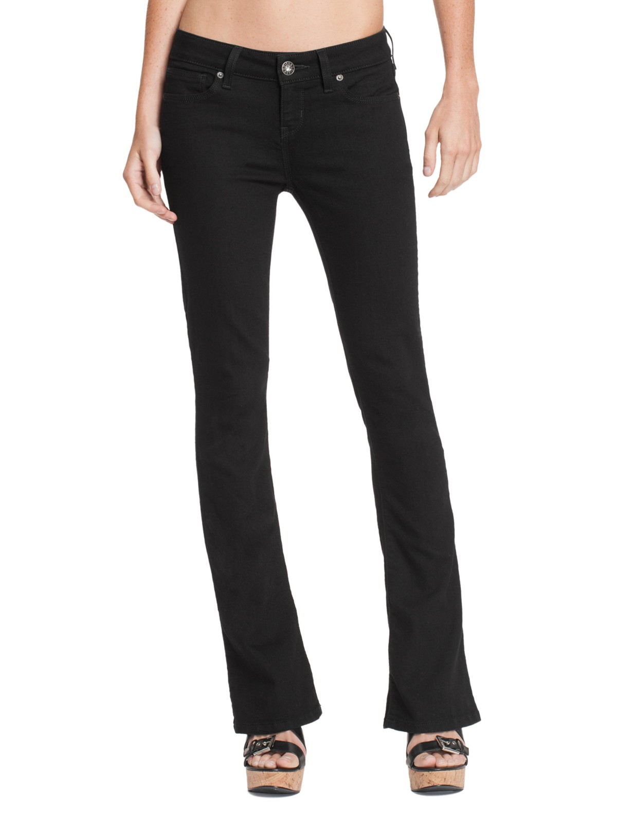 An LBD in pant form: a Bootcut shape creates a universally flattering effect on our most-loved Modern pant. overview. Zip front with hook-and-bar closure.4/4(34).
