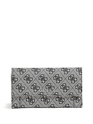 Delaney Logo Slim Clutch