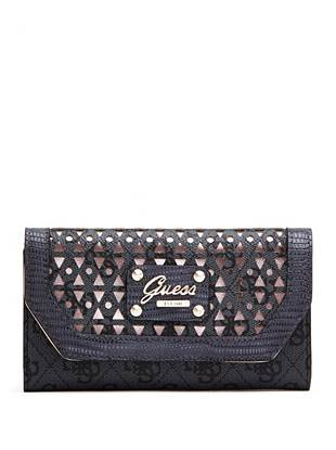 Park Lane Shine Slim Clutch