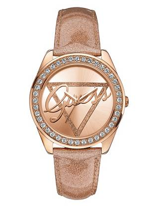 Rose Gold-Tone Time to Give 2014 Watch