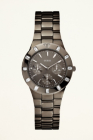 Feminine Hi-Shine Sport Mid-Size Watch