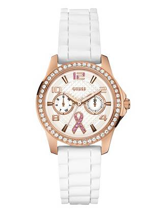 2014 Sparkling Pink Watch Benefiting Breast Cancer Awareness