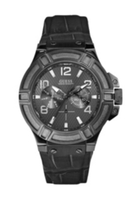 Rigor(R) Casual Sport Watch - Black