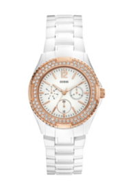 Rose Gold-Tone Feminine Classic Watch