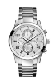 Masculine Retro Dress Chronograph Watch