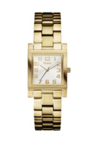 Yellow Gold-Tone Enduring Chic Watch