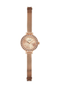 Rose Gold-Tone Petite And Feminine Watch