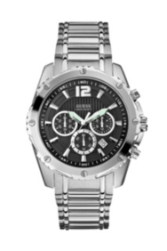 Bold Sport Watch - Silver
