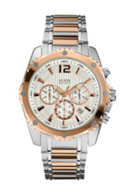 Rose Gold-Tone Sport Chronograph Watch