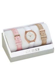 Roses-In-The-Round Boxed Watch Set