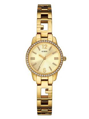 Gold-Tone Iconic Feminine Watch