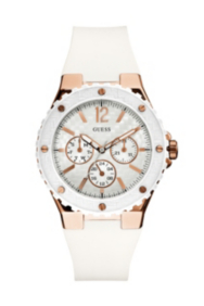 Feminine Sport Watch - Rose Gold