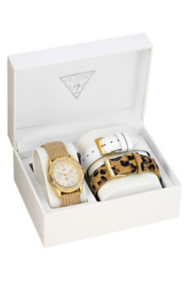 Feminine Classic Hi-Energy Watch - Gold Tone