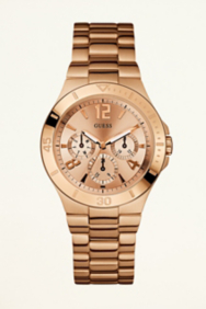 Active Shine Watch - Rose Gold