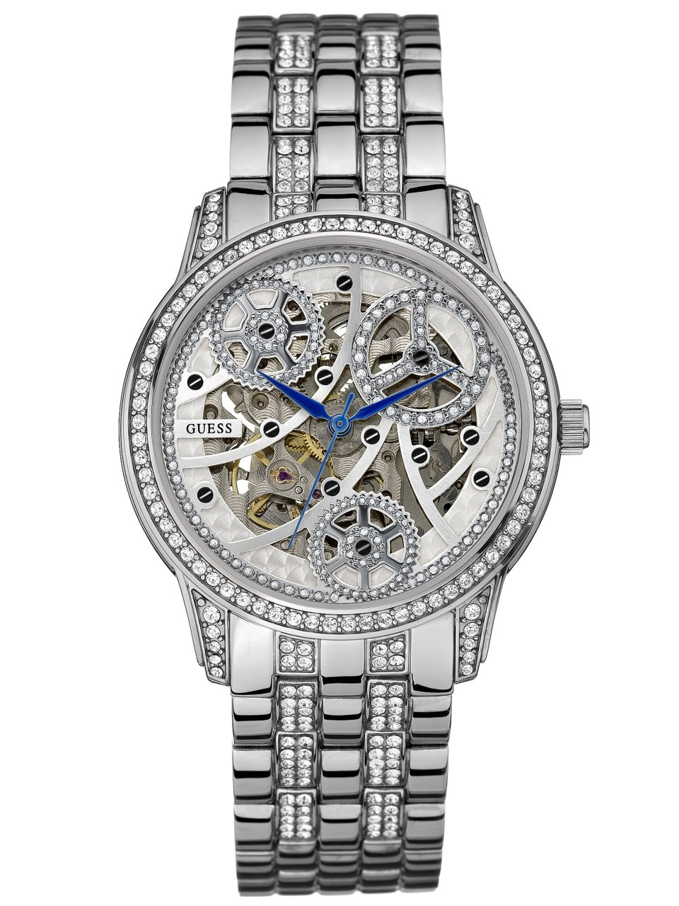 GUESS Elegant Automatic Watch