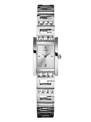 Silver-Tone G-Iconic Sophistication Watch
