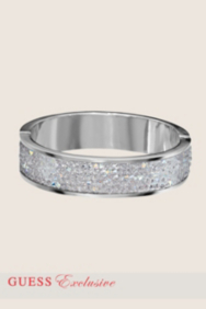 Crystal Rock Bangle