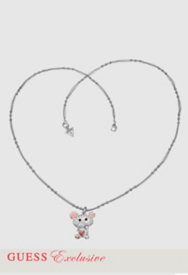 Bella Bear Necklace